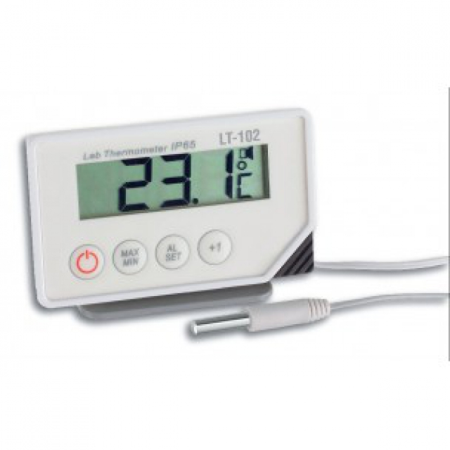 Splash proof thermometer (IP 65)