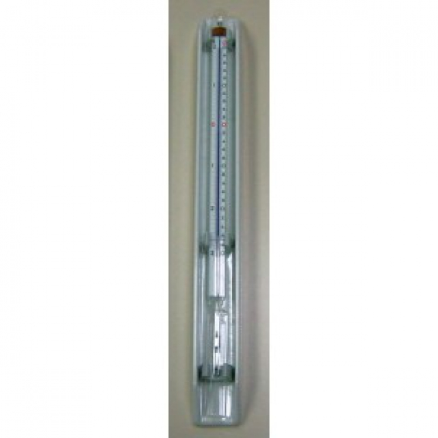 Thermometer for cold-stores/outdoors 1/10° ind. with cup